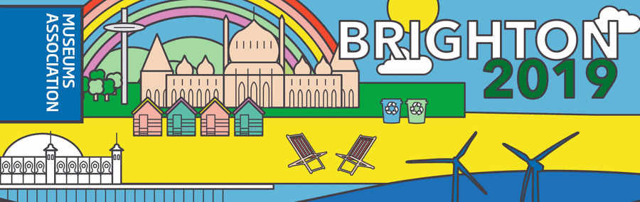Museums Association Annual Conference and Exhibition 2019 Brighton