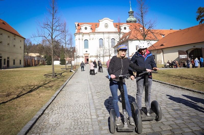 Segway Experience 365Tickets