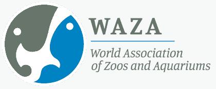 WAZA World Association of Zoos and Aquariums Logo