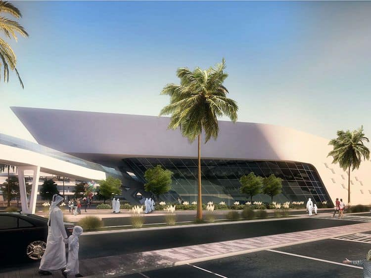 plans for the Al Qana National Aquarium projects