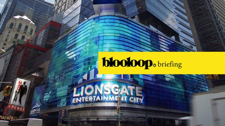 Blooloop briefing attractions news parques reunidos cancels lionsgate entertainment city