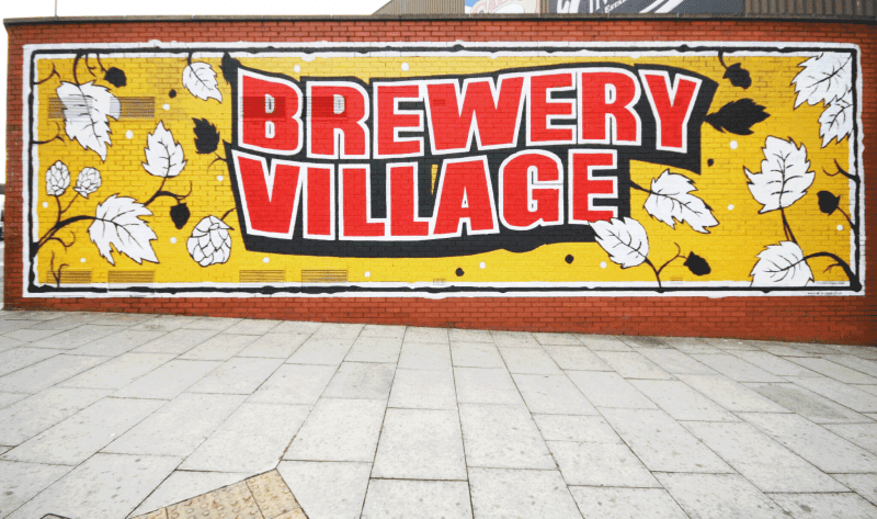 cains brewery village