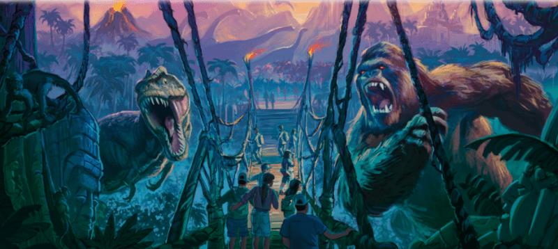 dream island theme park moscow