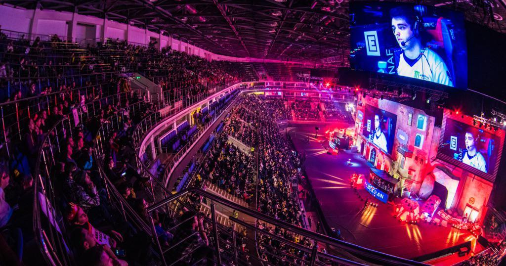 reinventing spaces esports