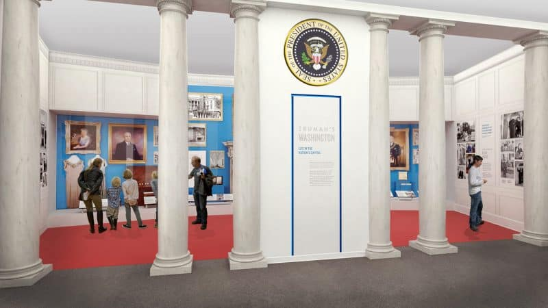 harry s truman library museum