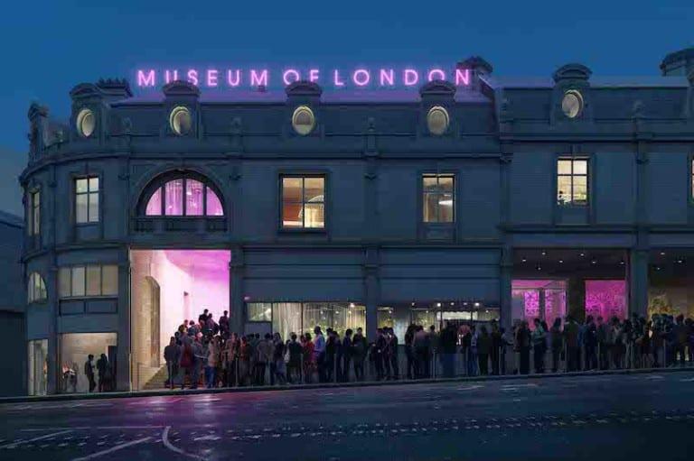 museum of london smithfield