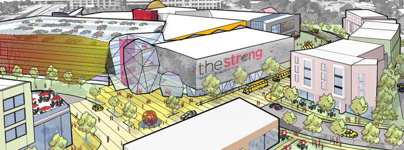 the strong museum of play