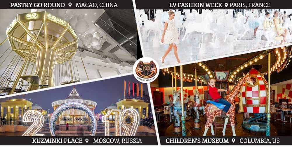 Concept 1900 work in Russia, China, US and Paris