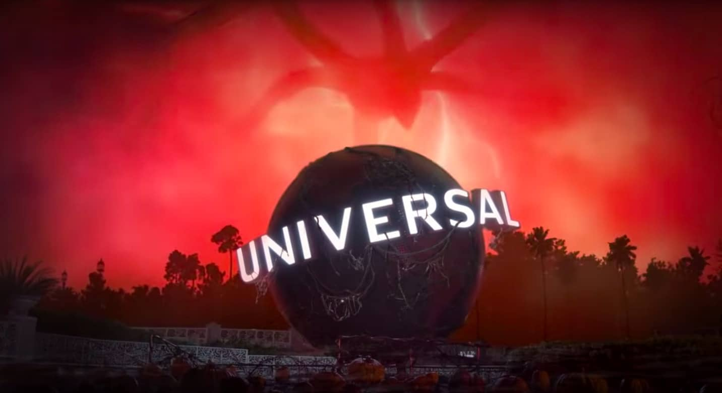 IP themed attractions Stranger Things Universal