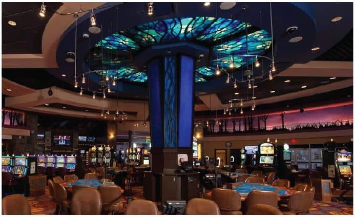Lexington Harrah's Cherokee Casino slot machines