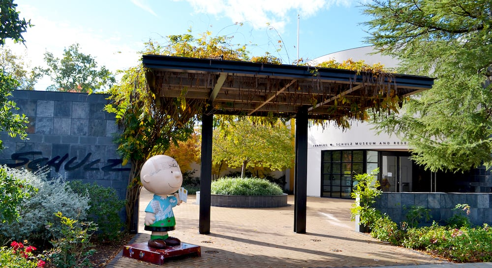 Charles M. Schulz Museum Peanuts