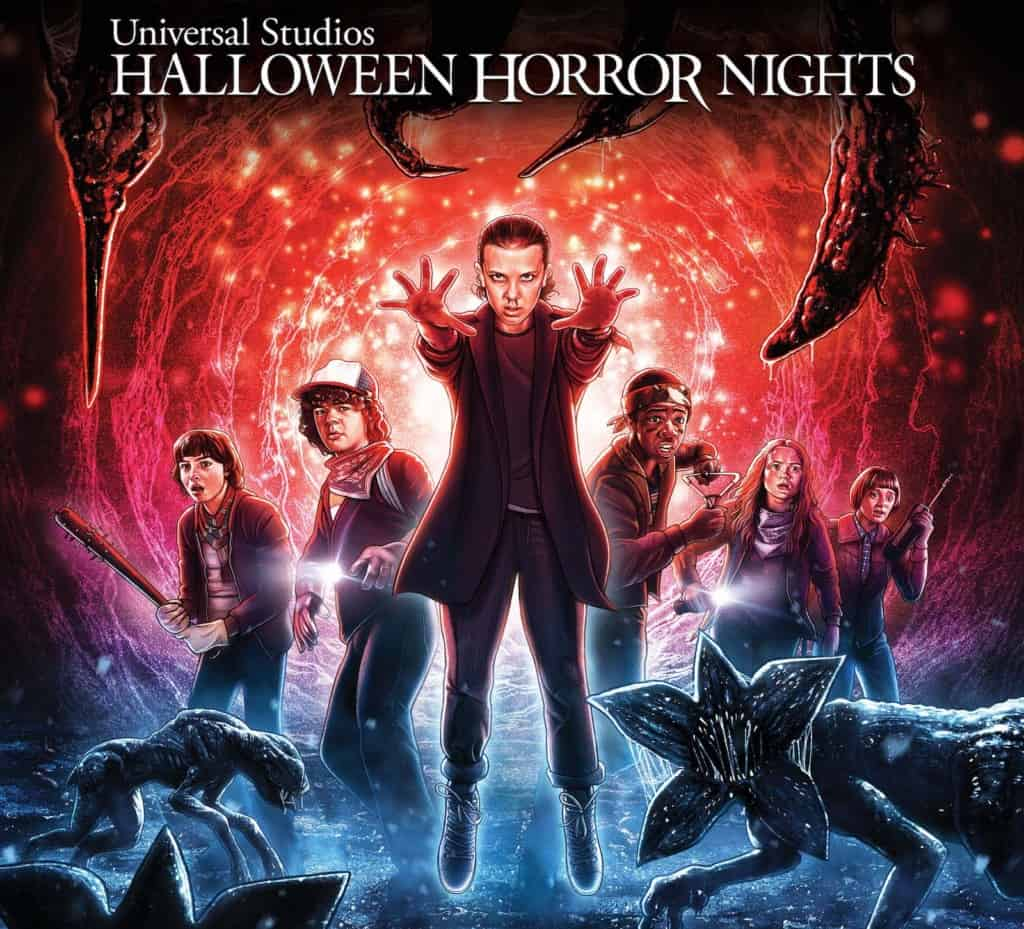 halloween business of scaring theme park IP