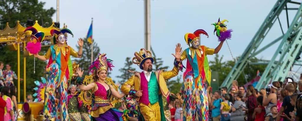 Valleyfair Grand Carnivale Cedar Fair expansion plans