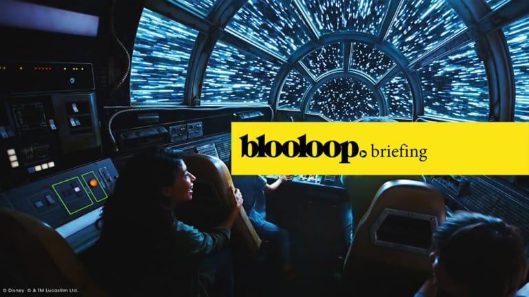 attractions news theme park disney attendance drop star wars galaxys edge