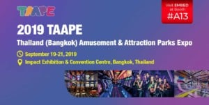 Embed and Booking Boss at TAAPE 2019