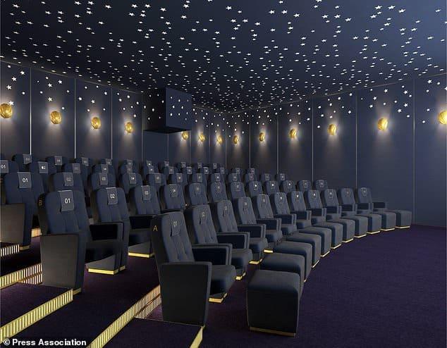 selfridges cinema retailtainment