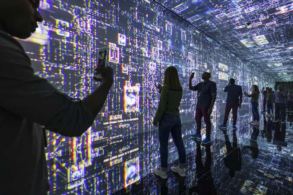 International Spy Museum electrosonic disruptive technologies