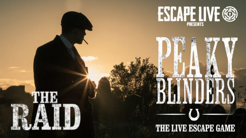 peaky blinders escape live