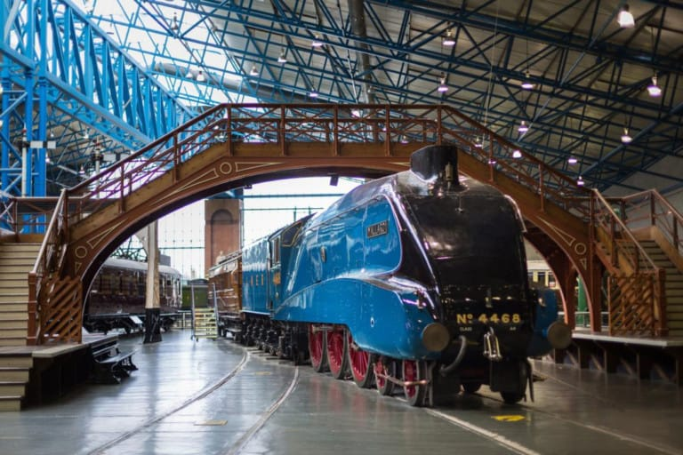 National Railway Museum York design competition EOI