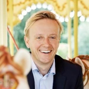 Andreas V Andersen liseberg ceo blooloop 50 theme park influencer 2019