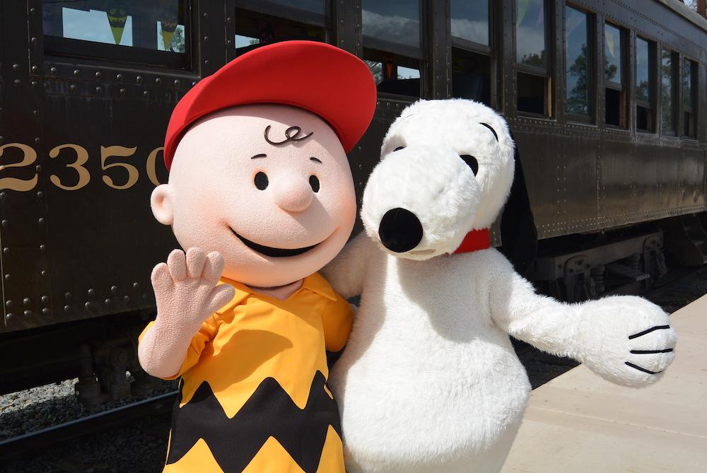 Peanuts brand blooloop