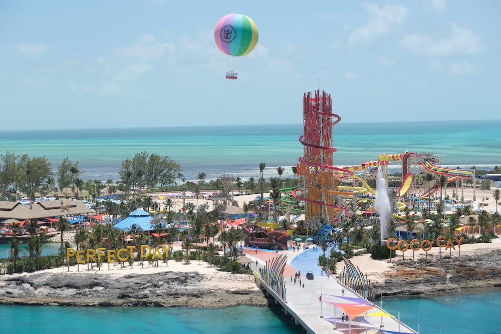 perfect day at cococay, Coco Cay Island, Bahamas