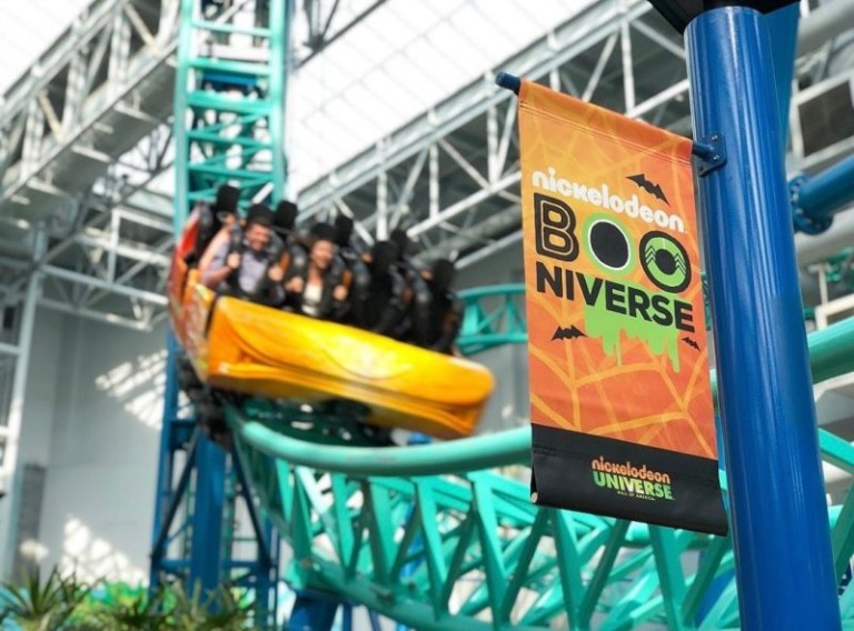 mall of america nickelodeon booniverse