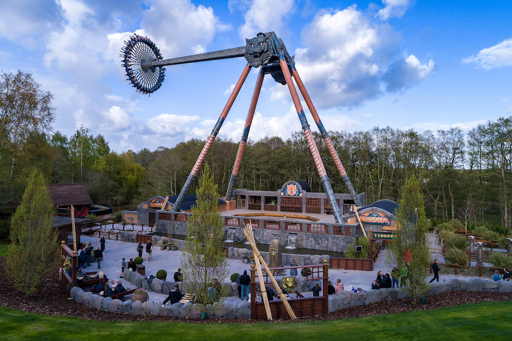 Djurs Sommerland MK Themed Attractions