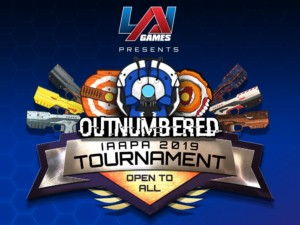 LAI Games Outnumbered Tournament Information