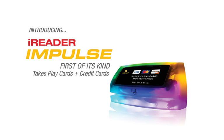Intercard iReader Impulse