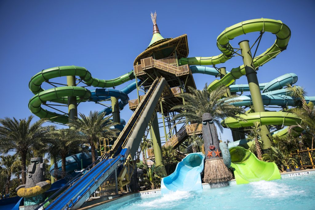 Volcano Bay. Accessibility is a factor that could transform the LBE industry