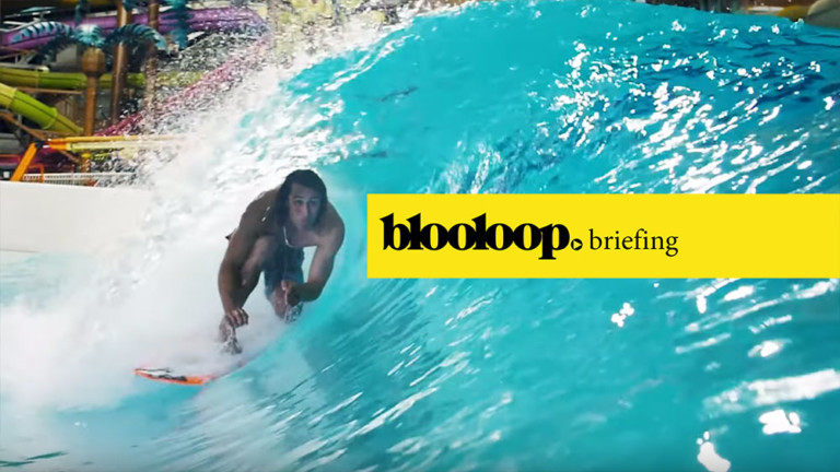 blooloop briefing attractions news american dream waterpark surfing perfect swell