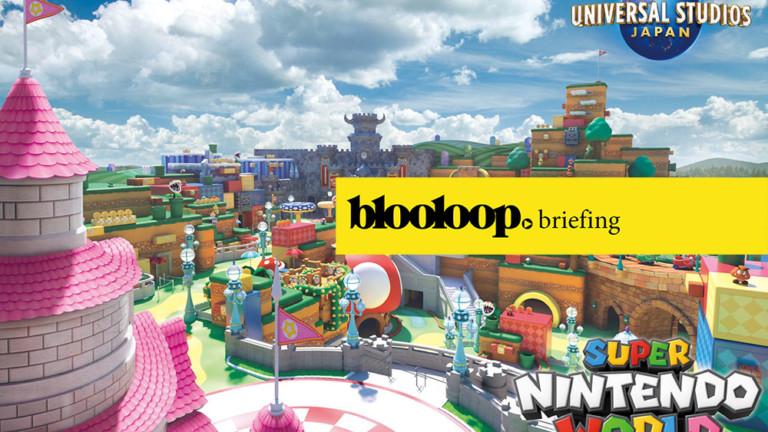 blooloop briefing attractions news super nintendo world