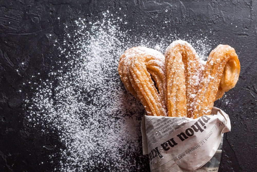 churros dining passes - we might see changes to F&B at theme parks due to covid 19