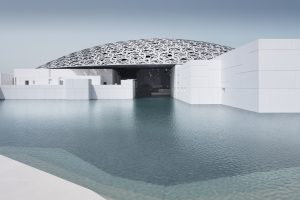 louvre abu dhabi is closed as the attractions industry faces coronavirus challenges