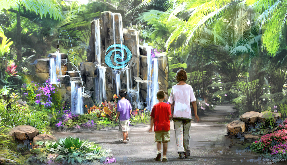 new Epcot attractions