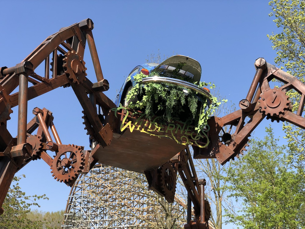 MK Themed Attractions