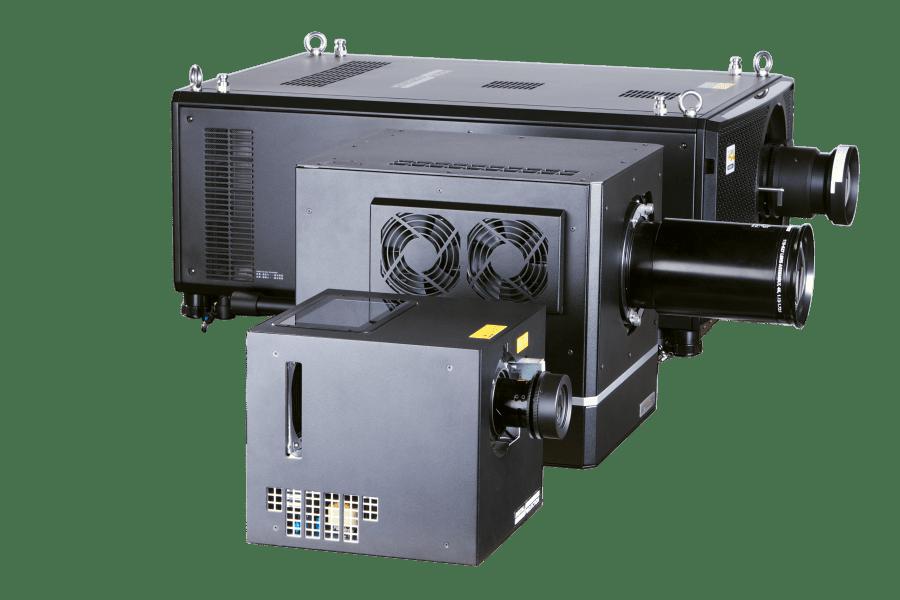 Digital Projection Satellite MLS projector