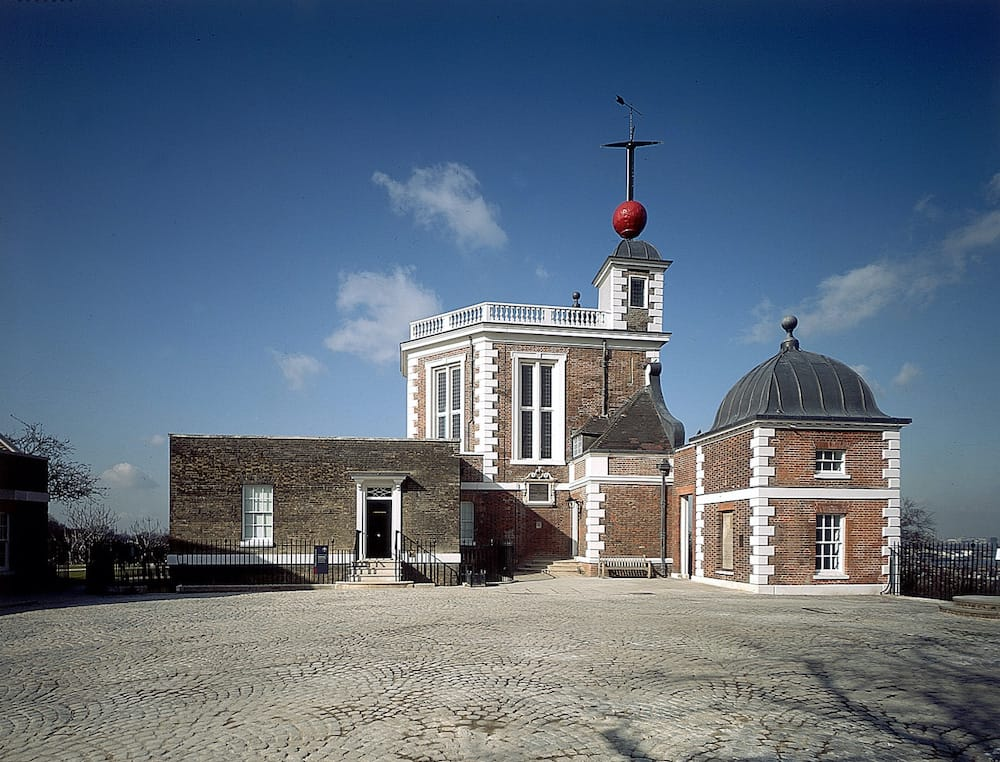 Flamstead House Royal Museums Greenwich