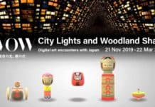 Panasonic Business presents WOW: City Lights and Woodland Shade