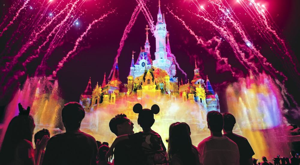 shanghai Disneyland could give us a glimpse of what changes might we see at theme parks due to covid 19