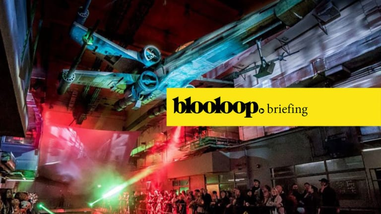 attractions news blooloop briefing disney secret cinema