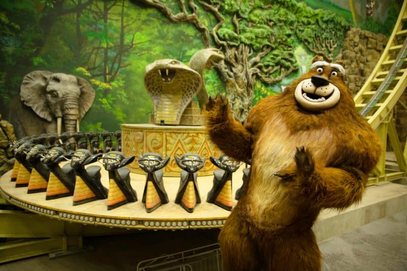 dream island theme park moscow baloo