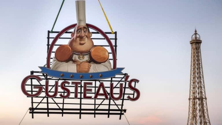 gusteau's restaurant epcot