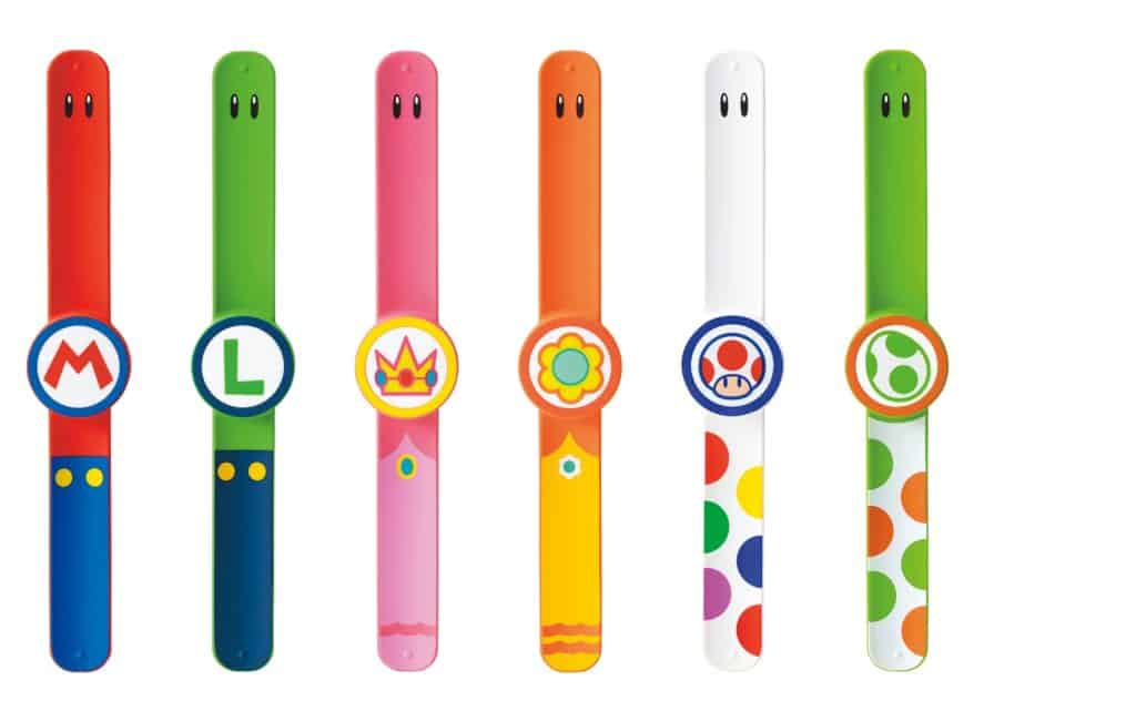 Colourful Power up Bands