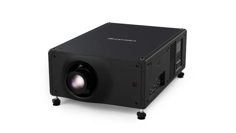 Christie Crimson projector