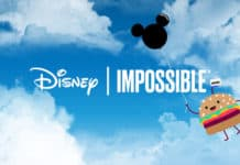 Disney and Impossible partnership