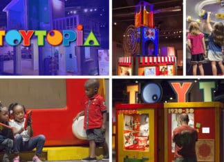Toytopia by Exhibits Development Group