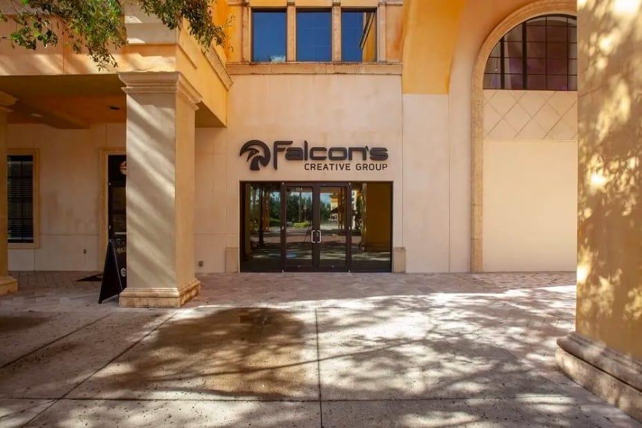 Falcon's Creative Group HQ in Orlando
