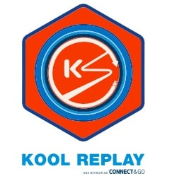 Connect&GO acquires Kool Replay